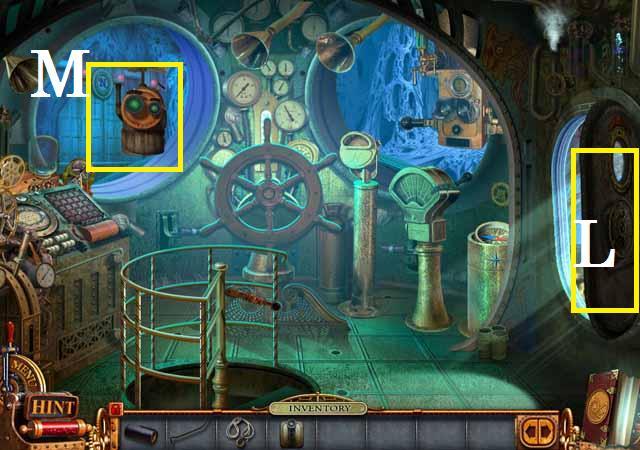 Nemo's Secret Vulcania