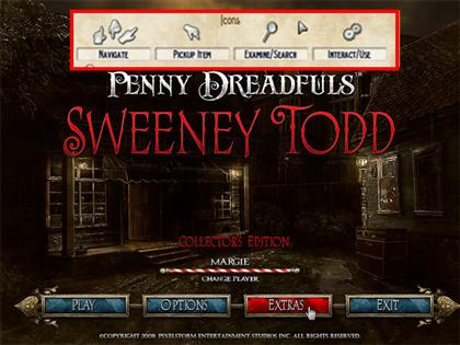 Penny Dreadfuls Sweeney Todd Collector's Edition
