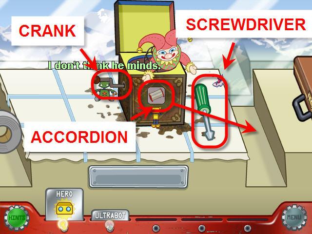 Puzzle Bots