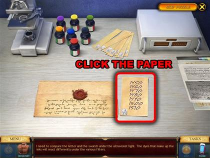 Rhianna Ford and the DaVinci Letter