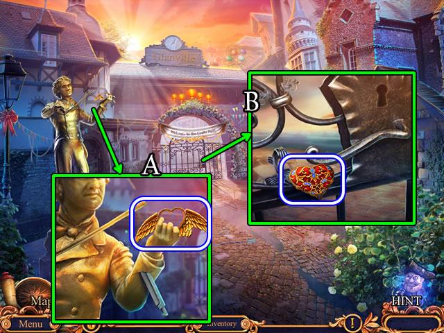 Royal Detective: Legend of the Golem