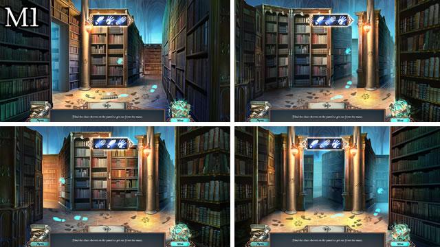 Sable Maze: Gefährliches Wissen