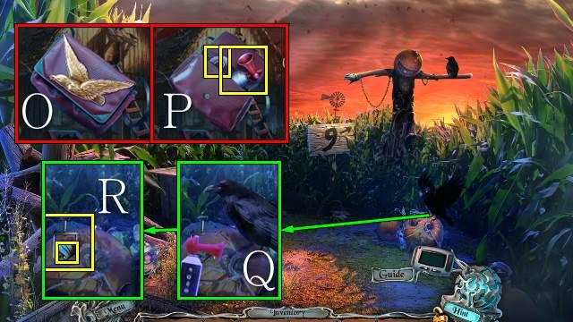 Sable Maze: Les Douze Phobies