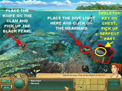 Samantha Swift: Mystery from Atlantis