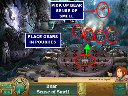 Samantha Swift: Mystery from Atlantis Walkthrough, Guide