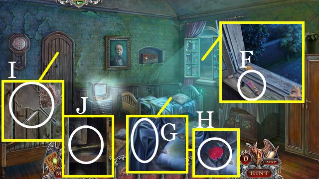 Spirit of Revenge: Cursed Castle Walkthrough, Guide, & Tips