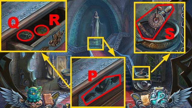Spirits of Mystery: Der Silberne Pfeil