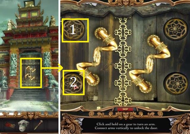 The Mirror Mysteries: Forgotten Kingdoms