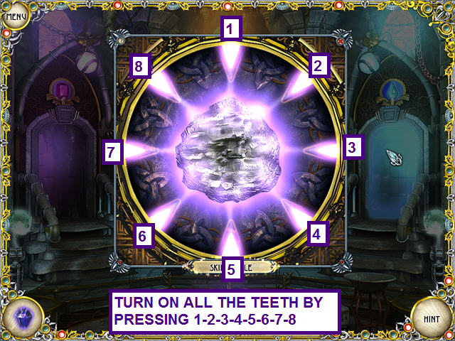 The Mystery of the Crystal Portal: Beyond the Horizon