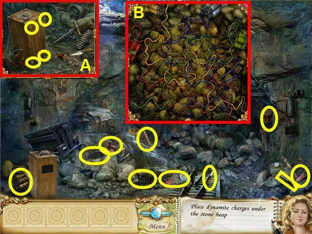 Tornado: The Secret of the Magic Cave!