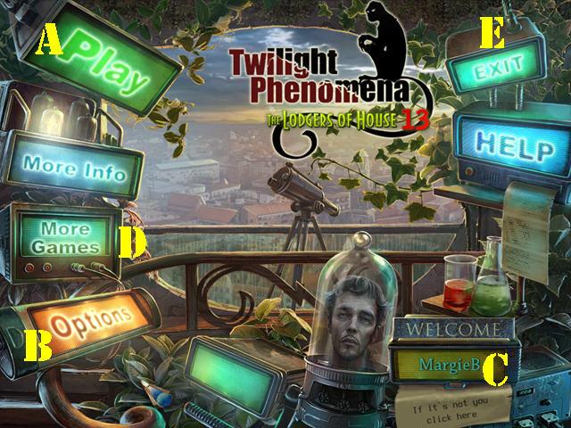 Twilight Phenomena: Die Mieter aus Nr. 13