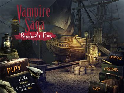 Vampire Saga: Pandora's Box Walkthrough, Guide, & Tips | Big
