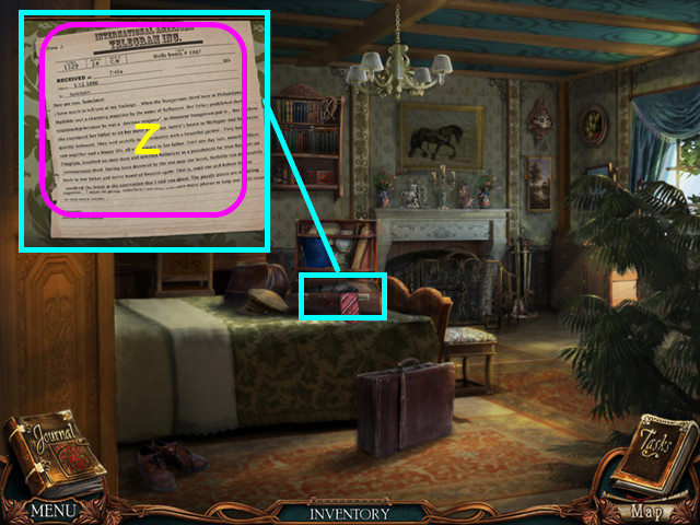 Victorian Mysteries The Yellow Room Walkthrough