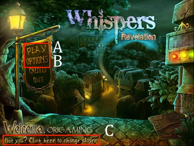 Whispers: Revelation