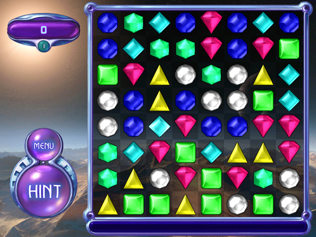 Bejeweled 2 colorswap Cheat Code