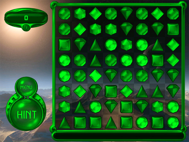Bejeweled 2 greenscreen Cheat Code