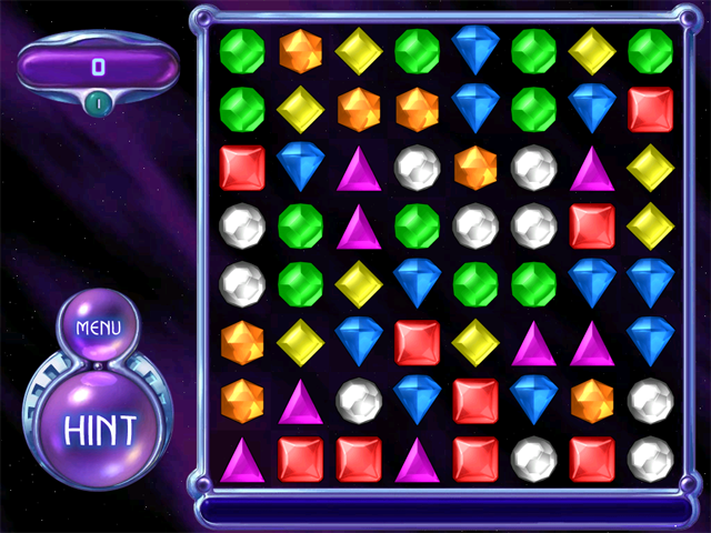 Bejeweled 2 starfield Cheat Code