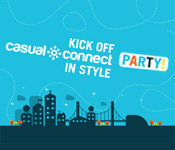 Casual Connect 2011 Parties