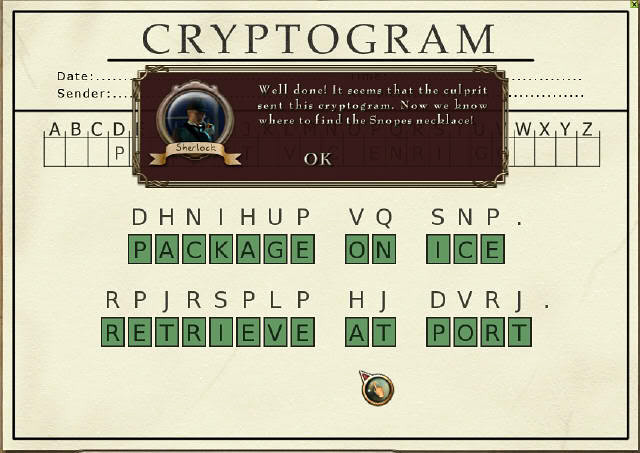 image relating to Cryptoquip Puzzles Free Printable referred to as Cryptogram Suggestions, Techniques, and Ideas Massive Fish Website