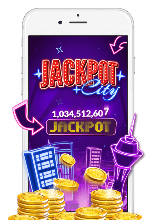 iPhone Jackpot Magic Slots Screenshot