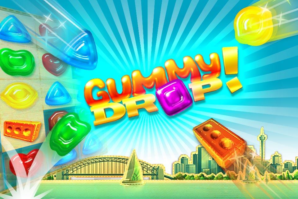 """Hier kommt """"Gummy Drop!"""" – das neuste Free2Play-Spiel für unbegrenztes 3-Gewinnt -Vergnügen!"""