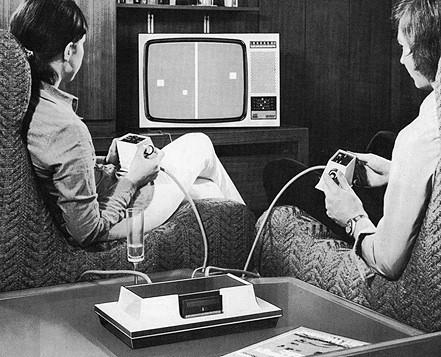 Ein Blick zurück: Die erste Videospielkonsole