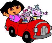 Dora Games for Kids