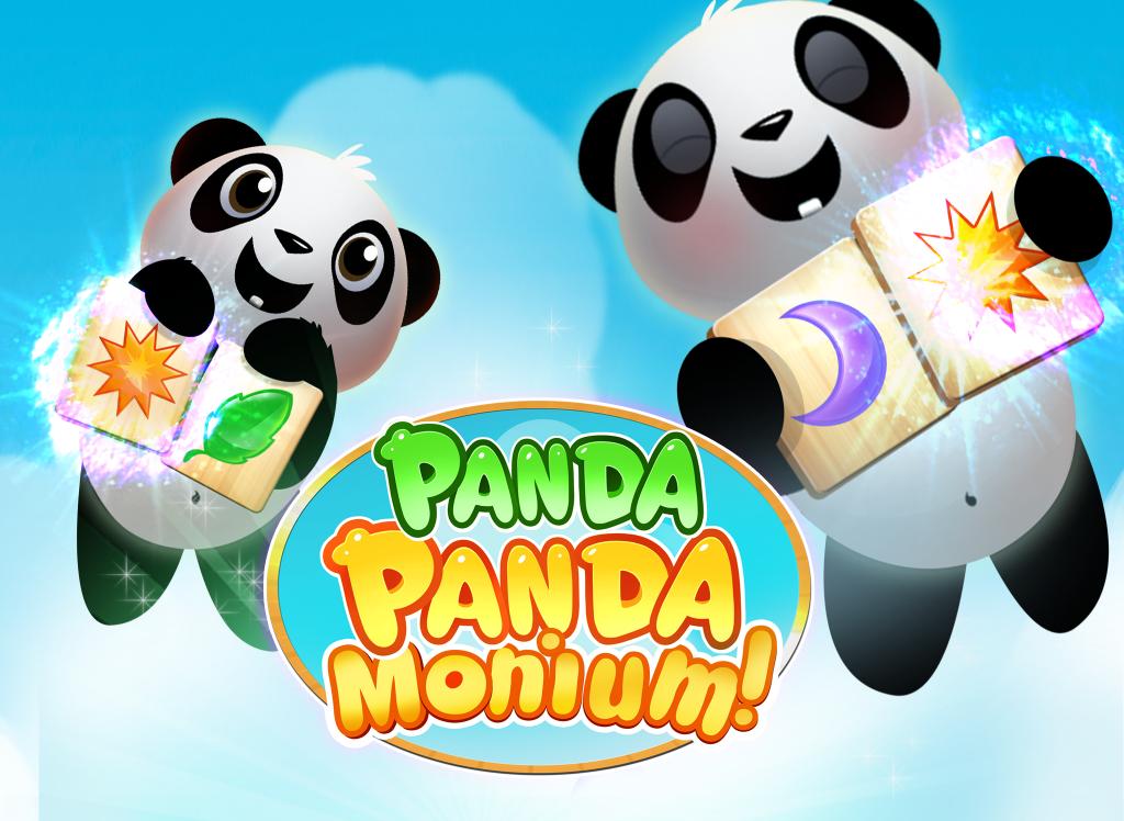 Panda PandaMonium ipad et iphone
