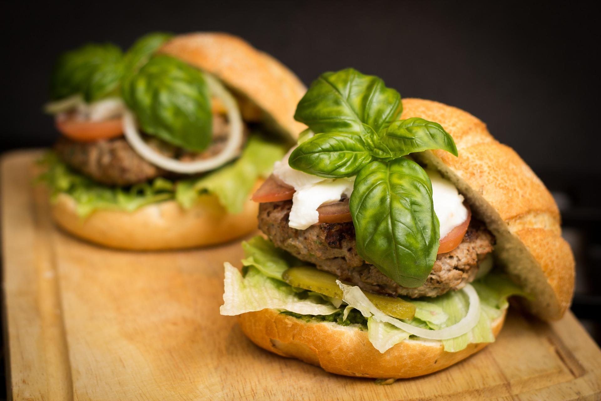 La cuisine de Sophie : L'art des hamburgers