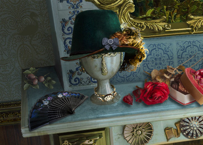 Hidden Object Game Tips - Camouflage