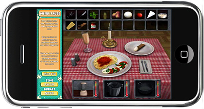 Cooking Quest for iPhone