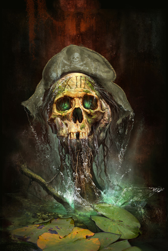 Mystery Case Files: 13h Skull Swamp
