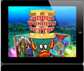 Hidden Wonders of the Depths 2 HD for iPad