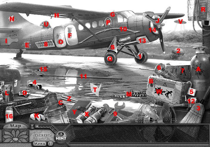 Airfield Tarmac Walkthrough