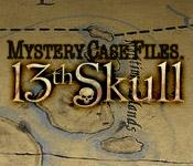 Mystery Case Files: 13th Skull Contest