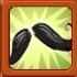 Mustache Mode Achievement