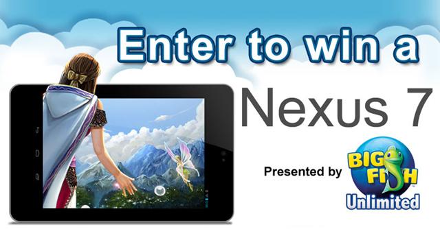 Nexus7-giveaway