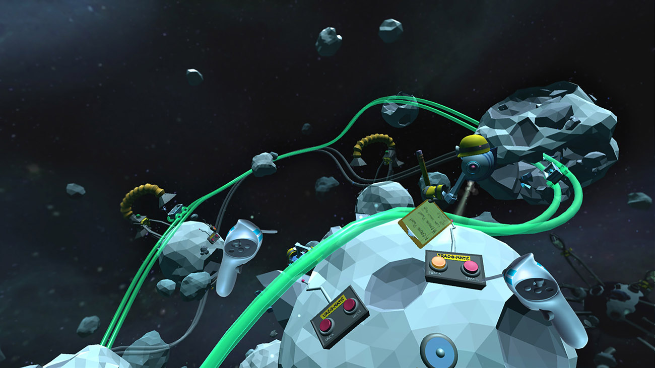 Moonshot Galaxy: 6 Things We Learned While Creating Our First VR Game