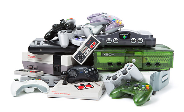 The Old and New of Console Gaming