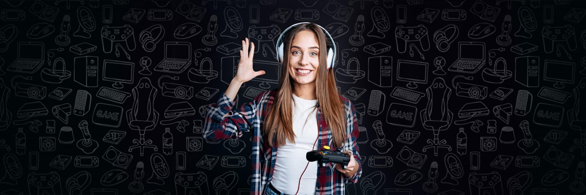 21 Powerful Women in Gaming