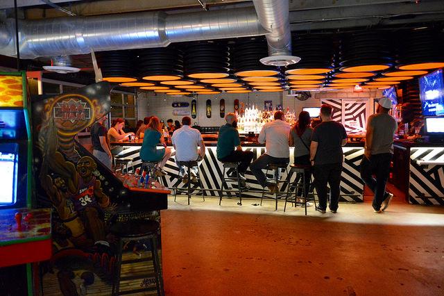 AZ Bar Arcade