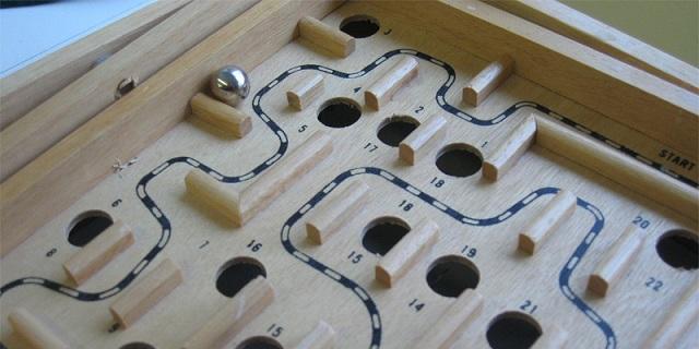 Labyrinth-Puzzle
