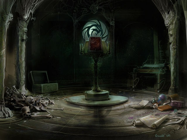 Echoes of the Past - Altar