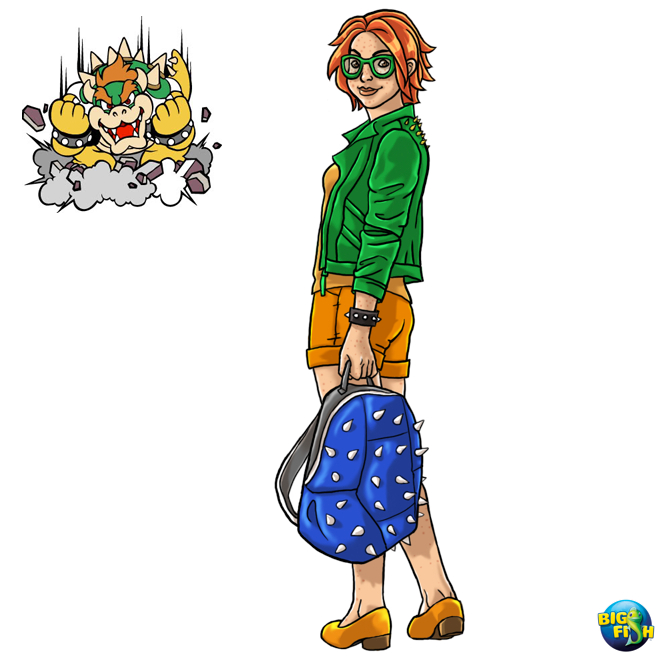 Bowser - Super Mario Bros.