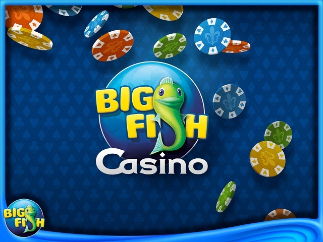 Big Fish Offline Casino Game For Android Phone