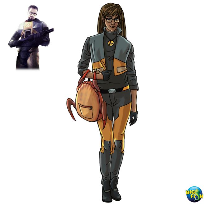 Gordon Freeman - Half-Life