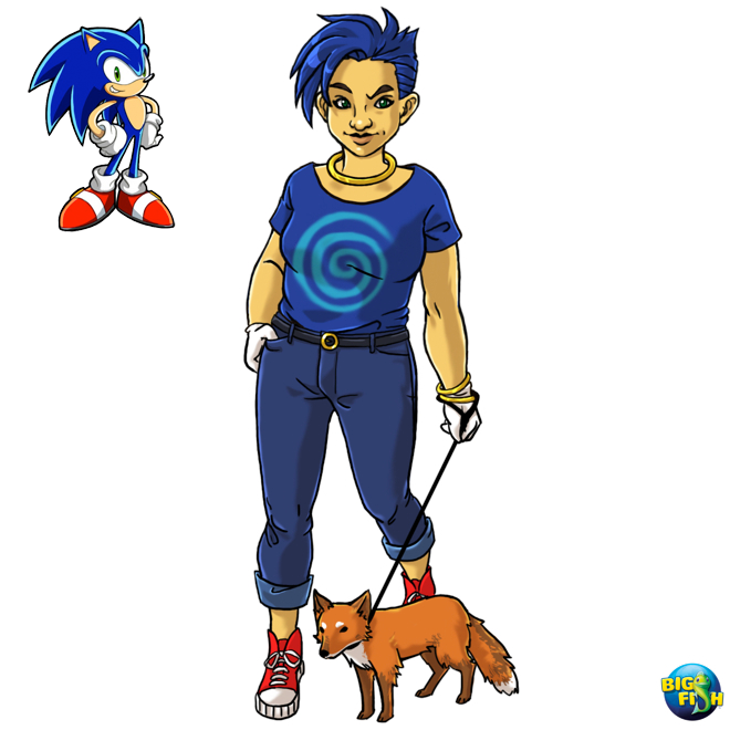Sonic - Sonic the Hedgehog
