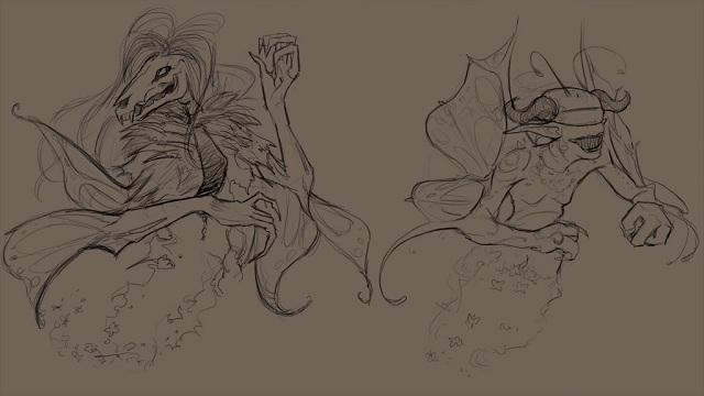 Otherworld Sketch