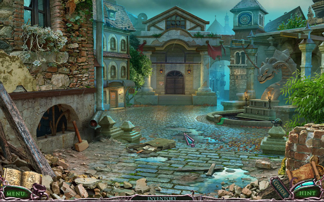 Mystery of the Ancients Curse of the Blackwater screenshot