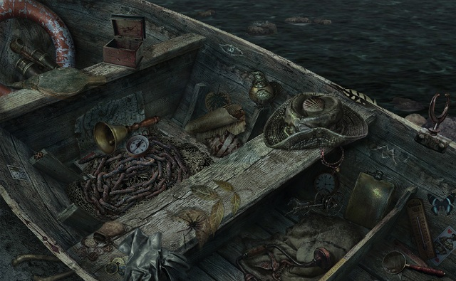 Shiver Poltergeist Boat